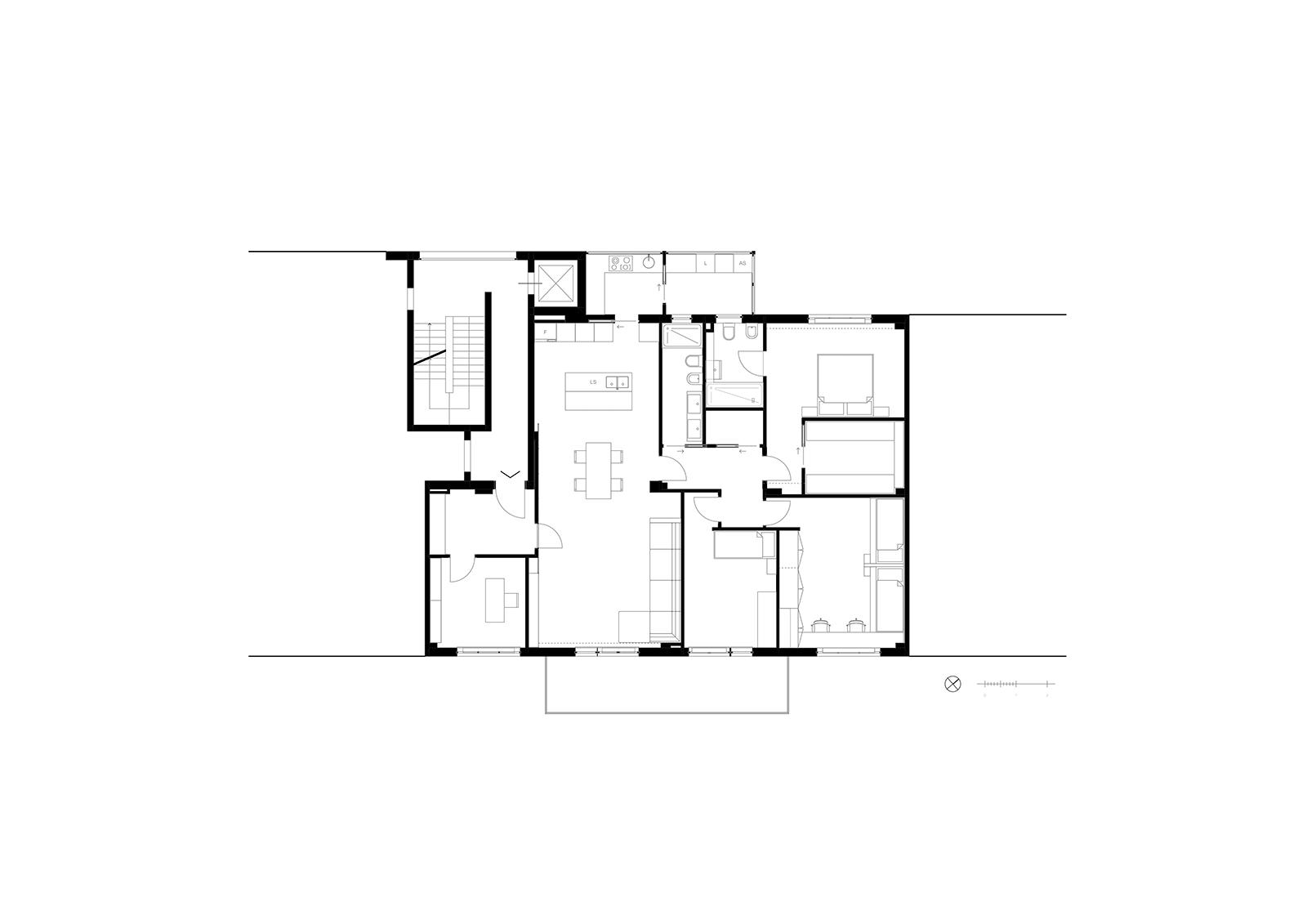 Appartamento Adragna